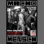 Macho à Paris le jeu. 23 mai 2019 de 22h00 à 06h00 (Sexe Gay, Bear)