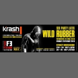 Wild Rubber in Paris le Fri, May 25, 2018 from 10:00 pm to 07:00 am (Sex Gay, Bear)