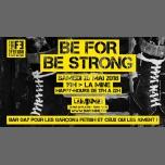 Be For, Be Strong à Paris le sam. 26 mai 2018 de 19h00 à 22h00 (After-Work Gay, Bear)
