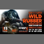 Wild Rubber in Paris le Fri, May 24, 2019 from 10:00 pm to 07:00 am (Sex Gay, Bear)