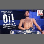 Oï, Skinhead & Bastard Party à Paris le sam. 25 mai 2019 de 15h00 à 22h00 (Sexe Gay, Bear)