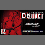 Disctrict in Paris le Do 23. Mai, 2019 22.00 bis 07.00 (Clubbing Gay, Bear)