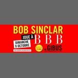 Bob Sinclar joue à BBB à Paris le dim.  9 octobre 2016 de 23h00 à 06h00 (Clubbing Gay)