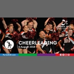 巴黎Gay Games 10 - Cheerleading2018年 5月 6日,17:00(男同性恋, 女同性恋 体育运动)
