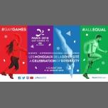Wrestling à Paris du  6 au  9 août 2018 (Sport Gay, Lesbienne)