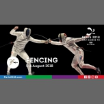 Gay Games 10 - Fencing à Paris le dim.  5 août 2018 de 09h00 à 18h00 (Sport Gay, Lesbienne)