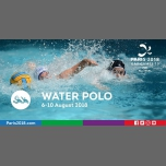 Gay Games 10 - Water Polo à Paris du  6 au 10 août 2018 (Sport Gay, Lesbienne)