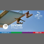 Gay Games 10 - Diving à Paris du  6 au  9 août 2018 (Sport Gay, Lesbienne)