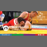 Gay Games 10 - Wrestling & Grappling in Paris from  6 til August  9, 2018 (Sport Gay, Lesbian)