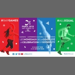 Volley-ball à Paris le dim.  5 août 2018 à 09h00 (Sport Gay, Lesbienne)