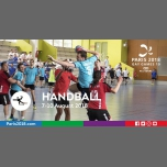 巴黎Gay Games 10 - Handball从2018年 6月10日到 9月 7日(男同性恋, 女同性恋 体育运动)
