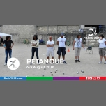 Gay Games 10 - Pétanque in Paris from  6 til August  9, 2018 (Sport Gay, Lesbian)
