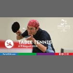 Gay Games 10 - Table Tennis à Paris du  6 au  9 août 2018 (Sport Gay, Lesbienne)