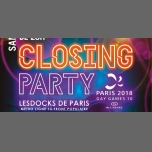 Gay Games 10 - Closing Party in Paris le Sat, August 11, 2018 from 11:00 pm to 06:00 am (Clubbing Gay, Lesbian)