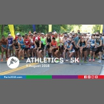 巴黎Gay Games 10 - Athletics 5K2018年 8月 9日,08:00(男同性恋, 女同性恋 体育运动)