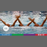 Gay Games 10 - Synchronized swimming en Paris del  6 al  8 de agosto de 2018 (Deportes Gay, Lesbiana)