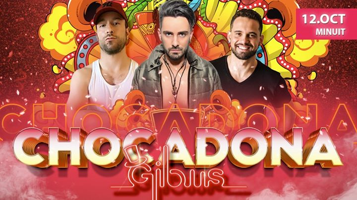 Chocadona #005 in Paris le Sat, October 12, 2019 from 11:59 pm to 10:00 am (Clubbing Gay Friendly)