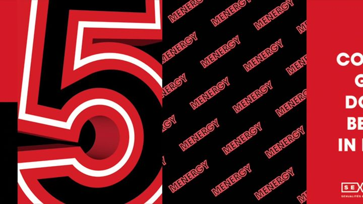 Menergy 5 years - w/ Hannah Holland a Parigi le ven 25 ottobre 2019 23:59-10:00 (Clubbing Gay friendly)