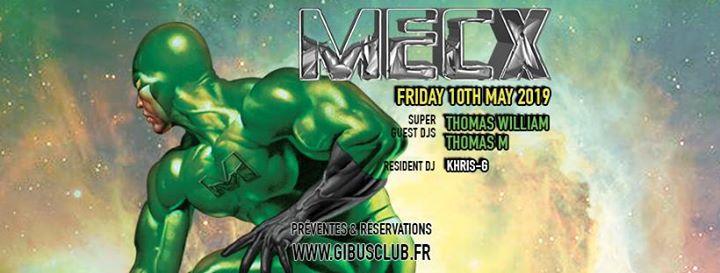 巴黎MECX PARTY2019年11月10日,23:55(男同性恋友好 俱乐部/夜总会)