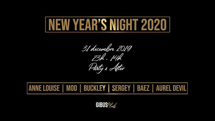 Gibus New Year's Eve 2020 en Paris le mar 31 de diciembre de 2019 23:00-14:00 (Clubbing Gay Friendly)