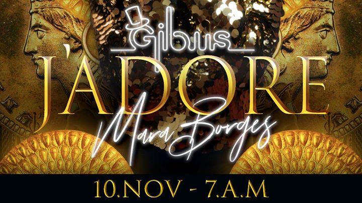 J'Adore Sp Guest // Mara Borges a Parigi le dom 10 novembre 2019 07:00-10:00 (After Gay friendly)