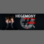 After Hegemony #15 - Khris-G Full Session a Parigi le dom 17 marzo 2019 06:00-12:00 (After Gay friendly)