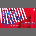 GIBUS Summer club #2 à Paris le sam. 14 juillet 2018 de 23h59 à 06h00 (Clubbing Gay Friendly)