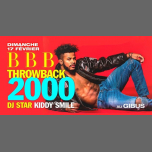 BBB : KIDDY SMILE Throwback 2000 in Paris le Sun, February 17, 2019 from 11:00 pm to 06:00 am (Clubbing Gay Friendly)