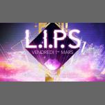 LIPS #1 em Paris le sex,  1 março 2019 23:55-06:00 (Clubbing Gay Friendly)