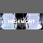 Hegemony - New After Party à Paris le dim.  9 octobre 2016 de 07h00 à 12h00 (After Gay)