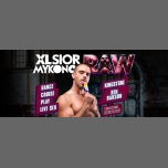 XLSIOR RAW - Live X by Damien Crosse & Jean Franko @Gibus in Paris le Sat, November 10, 2018 from 11:45 pm to 06:00 am (Clubbing Gay Friendly)