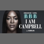 BBB : I Am Campbell à Paris le dim.  7 avril 2019 de 23h00 à 06h00 (Clubbing Gay Friendly)
