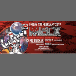 MECX PARTY in Paris le Fr  1. Februar, 2019 23.55 bis 08.00 (Clubbing Gay Friendly)