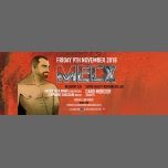 MECX PARTY in Paris le Fri, November  9, 2018 from 11:55 pm to 09:00 am (Clubbing Gay)