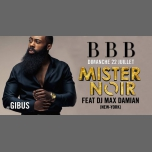 BBB : Mister Noir From NYC in Paris le So 22. Juli, 2018 23.00 bis 06.00 (Clubbing Gay Friendly)