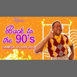 Back To 90's : Summer Edition à Paris le sam. 16 juin 2018 de 23h55 à 06h00 (Clubbing Gay Friendly)