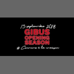 Gibus Opening Season 2018/19 in Paris le Sa 15. September, 2018 23.55 bis 12.00 (Clubbing Gay Friendly)