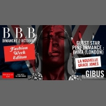 BBB Fashion Week Guest Star : Imma La Nouvelle Grace Jones à Paris le dim.  2 octobre 2016 de 23h00 à 06h00 (Clubbing Gay)