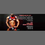 Heroes : Aurel Devil x Sergey Tkachenko à Paris le ven. 15 mars 2019 de 23h55 à 06h00 (Clubbing Gay Friendly)