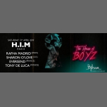 H.I.M Paris: The House of BOYZ en Paris le sáb 13 de abril de 2019 23:55-12:00 (Clubbing Gay Friendly)