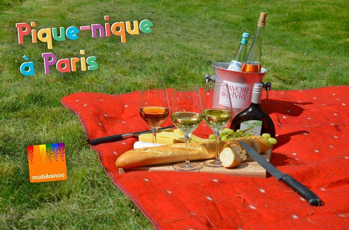 Pique-nique Mobilisnoo à Paris in Paris le So 14. Juli, 2019 12.30 bis 17.00 (Picknick Gay, Lesbierin, Hetero Friendly)