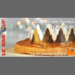Galette des Reines et Rois Mobilisnoo 2019 – Le Bar'Ouf em Paris le sex, 25 janeiro 2019 19:00-21:00 (After-Work Gay, Lesbica, Hetero Friendly)