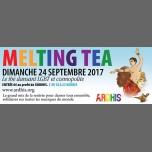 Melting tea à Paris le dim. 24 septembre 2017 de 18h00 à 23h00 (Tea Dance Gay, Lesbienne)