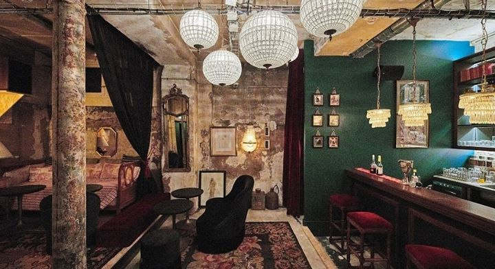 巴黎Rehab // Soirée secrète de Mlle Audrey // Hôtel Normandy2020年 6月 1日,18:00(女同性恋 下班后的活动)