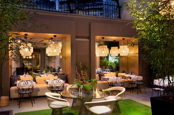 L'Afterwork estival chic et cosy à l'hôtel de Sers ***** in Paris le Fri, July  5, 2019 from 07:00 pm to 10:00 pm (After-Work Lesbian)