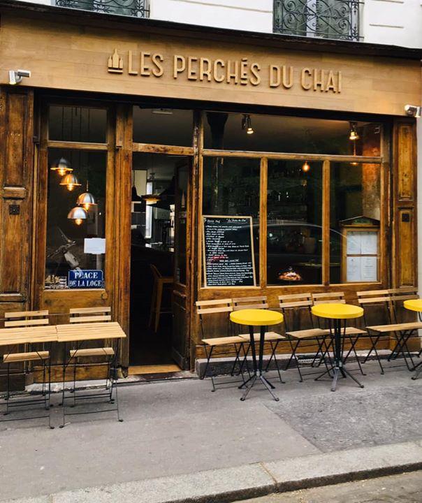 L'Apéro du Sud / Les Perchés du Chai / Soirées de Mlle Audrey en Paris le jue 14 de noviembre de 2019 19:00-23:30 (After-Work Lesbiana)
