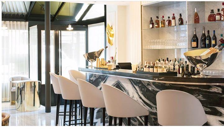 巴黎L'Afterwork chic à l'Hôtel Bowmann***** / Soirées de Mlle Audrey2019年 7月 8日,19:00(女同性恋 下班后的活动)