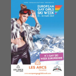 L'European Gay Girls Ski Week / Les Arcs à Less Arcs du 23 au 30 mars 2019 (Festival Lesbienne)