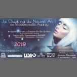 Clubbing du Nouvel An! in Paris le Mon, December 31, 2018 from 10:00 pm to 04:00 am (Clubbing Lesbian)