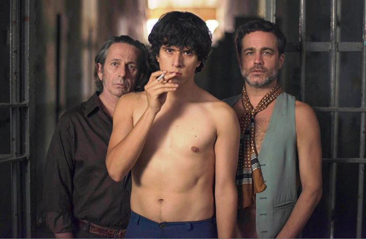 El Príncipe//Chéries-Chéris 2019 in Paris le Sat, November 23, 2019 from 10:05 pm to 11:50 pm (Cinema Gay, Lesbian)